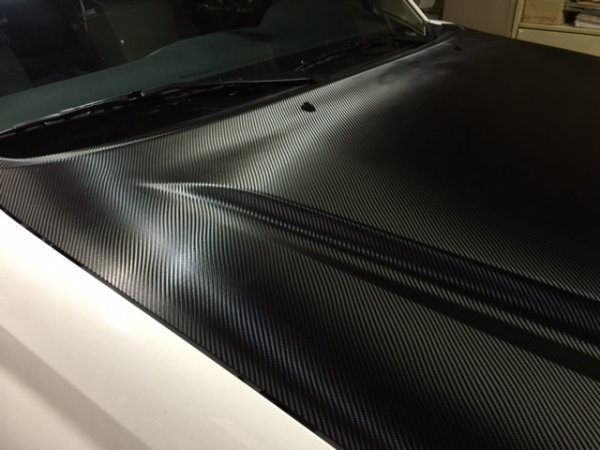 Carbon Fiber Wrap Hood Amp Roof In Simi Valley Ca