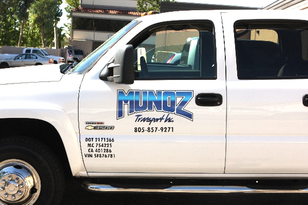 Vehicle Wrap Cost >> Vehicle Lettering | Truck Lettering | Car Lettering in Simi Valley, CA