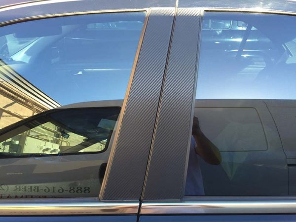 Carbon Fiber Wrap Hood & Roof in Simi Valley, CA