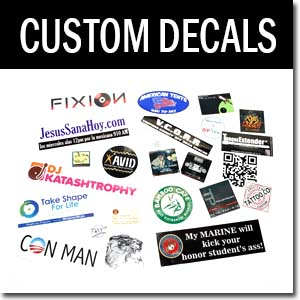 Decals & Stickers
