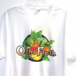 Sublimation T Shirt Printing at Spectracolor Simi Valley, CA