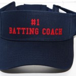 Custom personalized visor printing at spectracolor in simi valley, ca