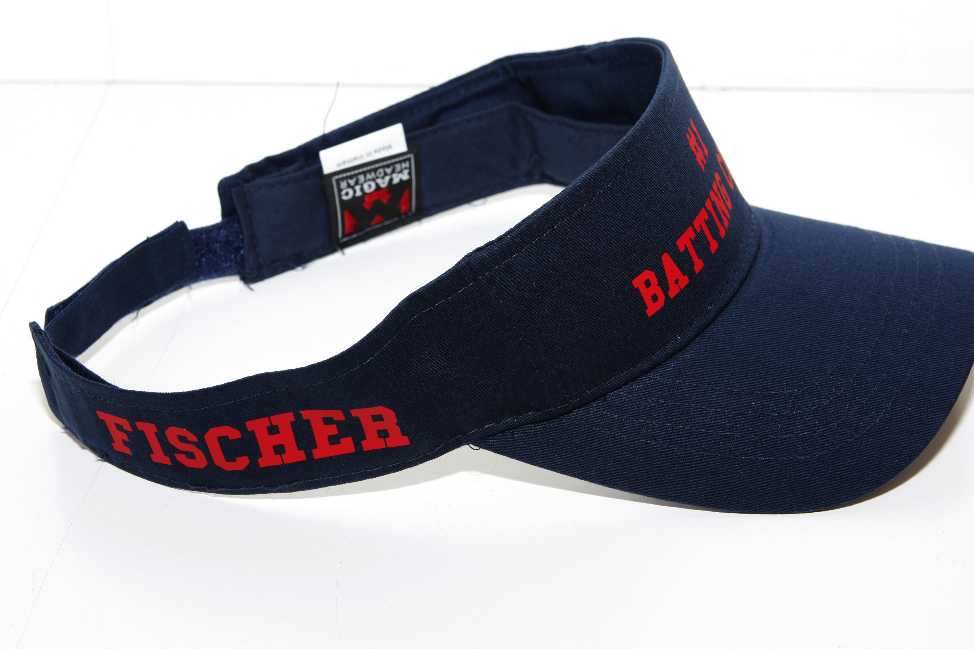 9c1dcf5ac5 Custom Visors   Personalized Visors at Spectracolor in Simi Valley
