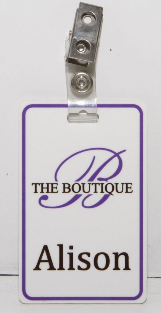 custom name badges at spectracolor in simi valley, ca