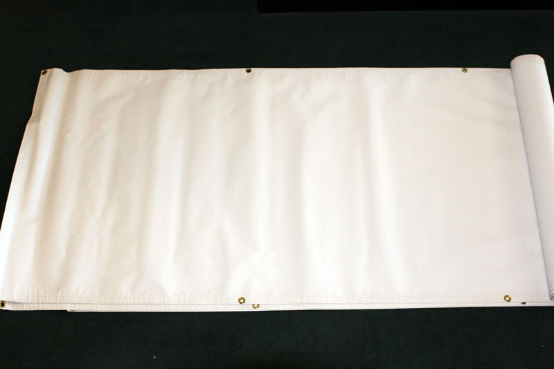 Cheap Blank Vinyl Banners For Sale At Spectracolor In Simi Valley CA - Blank vinyl banners