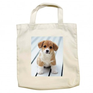 personalized custom photo totebag made by spectracolor in simi valley ca