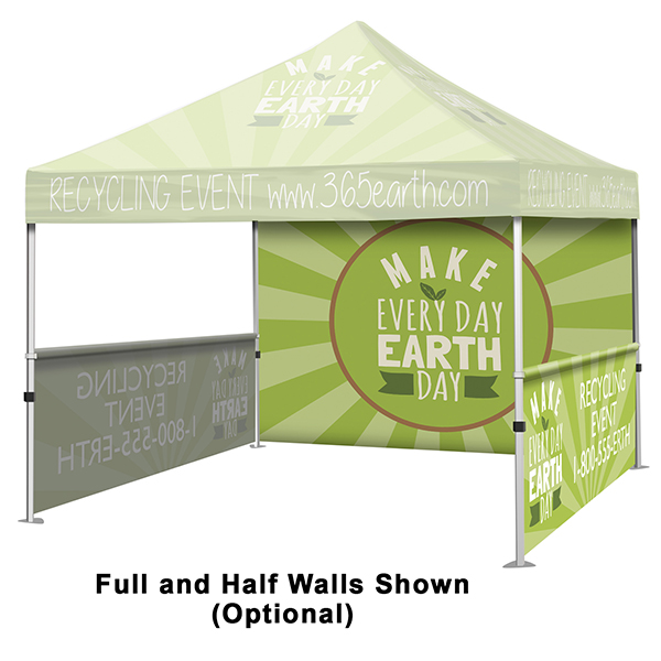 10×10 Custom Event Tents | Pop Up Canopy Tents in FULL COLOR w/ FREE SHIPPING  sc 1 st  Spectracolor : pop up day tent - memphite.com