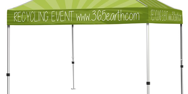 The 10 foot Event Tent ...  sc 1 st  Spectracolor & Custom Event Tents | Pop Up Canopy Tents in Simi Valley CA